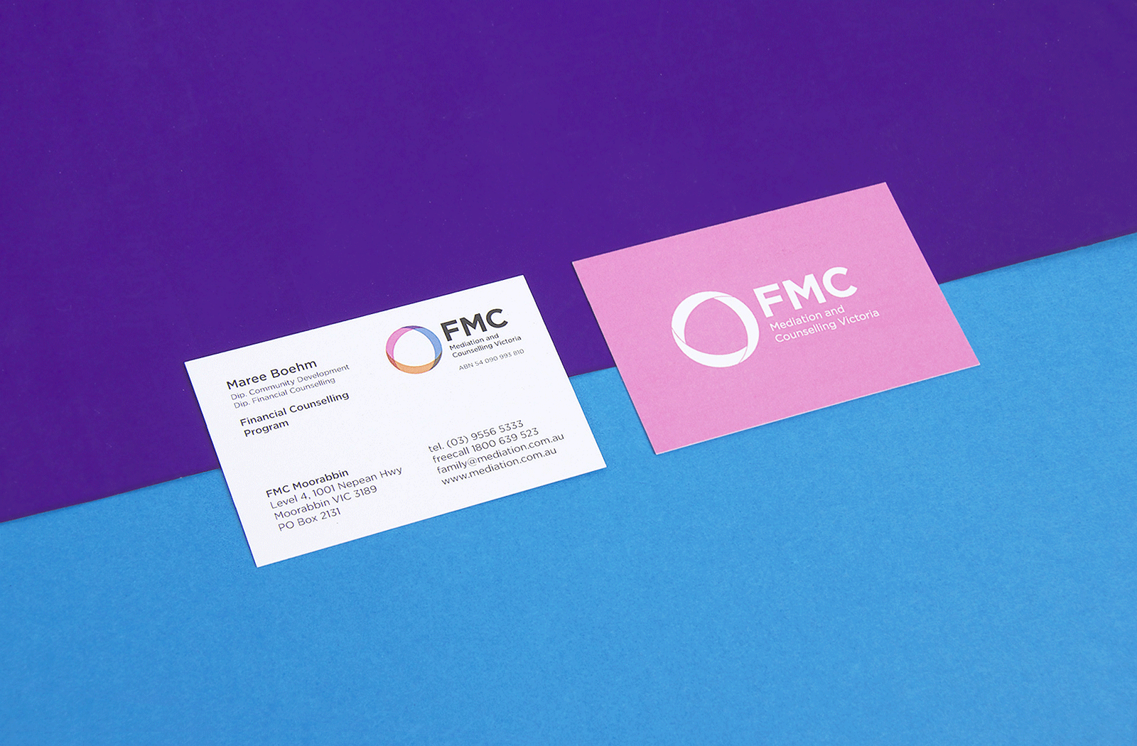 FMC business cards